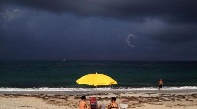 Meteo, primo weekend di Agosto all'insegna delle nuvole