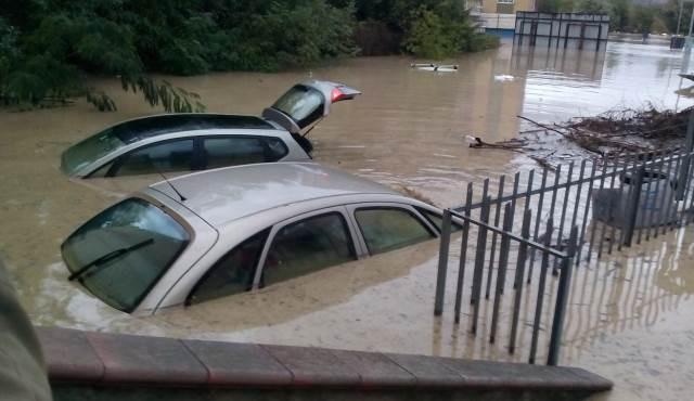 Maltempo estremo, alluvione anche in Campania. Sale bilancio vittime
