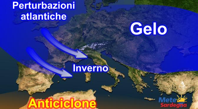 Inverno in 2 mosse: ecco come avverrà la svolta meteo