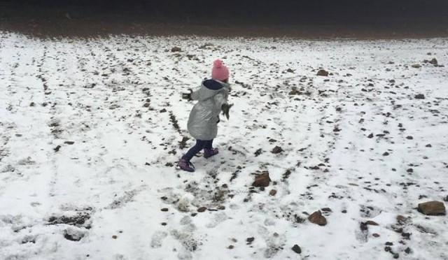Sabato in freezer: arriverà la neve persino nei monti di Dolianova