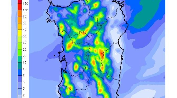 Aggiornamento meteo: domenica di Carnevale sotto pioggia abbondante