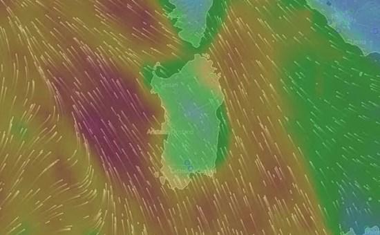 Previsioni meteo, si rafforza lo scirocco:  attese nuove mareggiate per mercoledì
