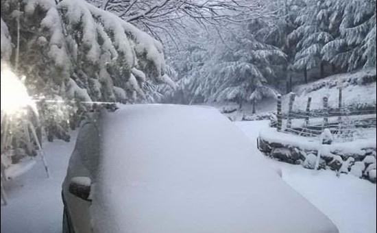 Meteo, il grande freddo non abbandona l'isola: da venerdi nevicate anche a bassa quota